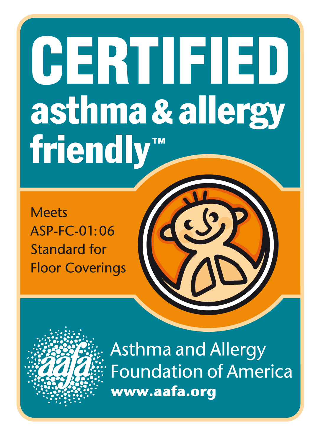 Certified Asthma Amp Allergy Friendly Certification